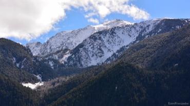 Pequeña ruta por Les Bons - Montañas